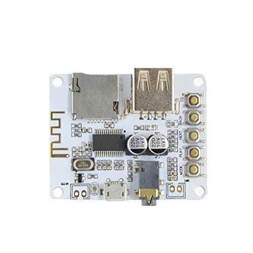 Preisvergleich Produktbild LUFA DIY Bluetooth 3.0 / 4.0 / 4.1 Audio Receiver Board Wireless Stereo Sound Modul 5V
