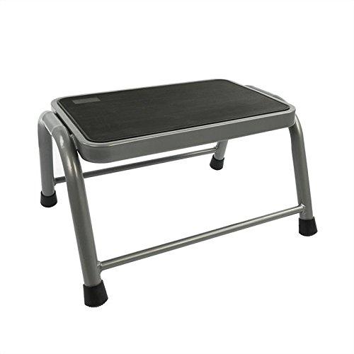 APT Trittstufe Sydney 38x26 cm Grau 24cm hoch geprüft bis max 150kg ideal für Wohnwagen & Wohnmobil