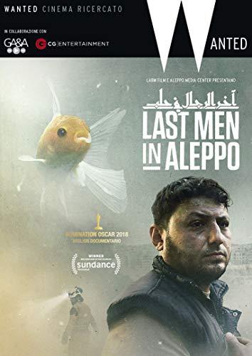 Last Man In Aleppo Italia DVD