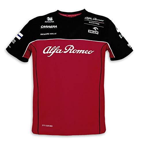Master Lap Camiseta Alfa Romeo Racing Kimi Raikkonen XXL