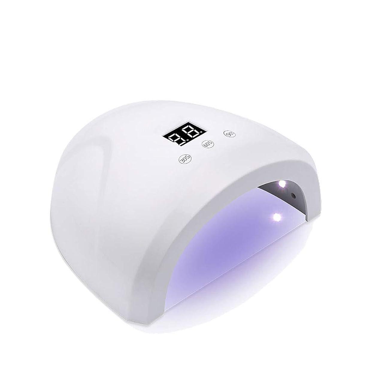 肌血まみれ日付付き釘のドライヤー - 自動赤外線センサー、二重光源のLEDランプのゲルのドライヤーのマニキュアが付いている紫外線携帯用LEDの釘ランプ