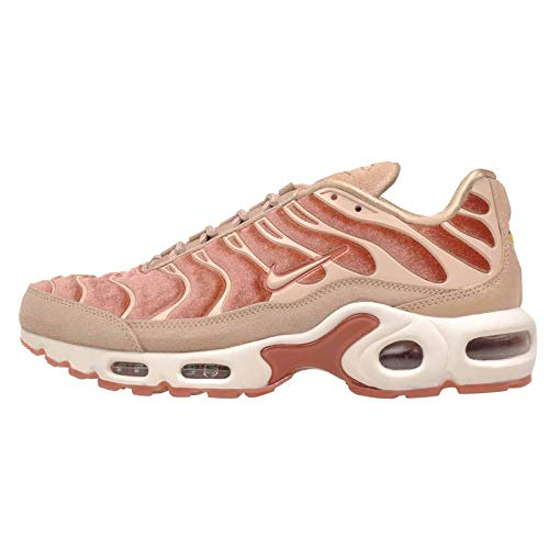 Nike Donne Air Max Plus LX Running Trainers AH6788 Sneakers Scarpe (UK 4 US 6.5 EU 37.5, Dusty Peach bio Beige 201)