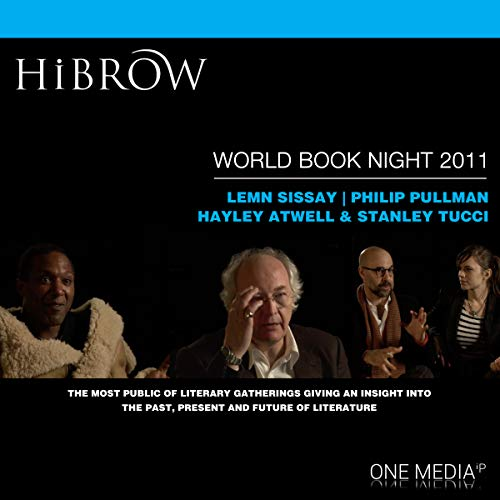 HiBrow: World Book Night 2011 audiobook cover art
