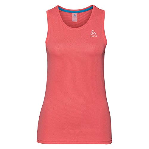 Odlo Suw Crew Neck Singlet Active F-Dry Light T-Shirt pour Femme XS Dubarry