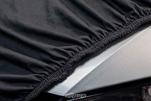 SOFTGARAGE schwarz Slim fit Indoor atmungsaktiv wasserabweisend 944051-0928K40