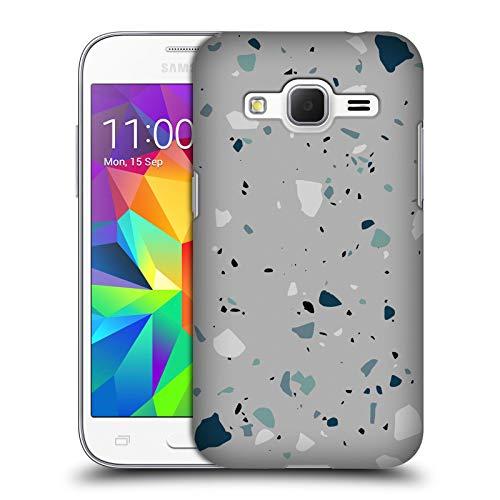 Head Case Designs Licenza Ufficiale Ninola Terrazzo Acqua Menta Astratto Cover Dura per Parte Posteriore Compatibile con Samsung Galaxy Core Prime