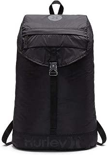 Hurley Renegade Packable Backpack, Cool Grey/Black