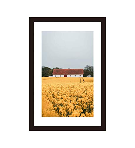 11x17 frame with mat - 5