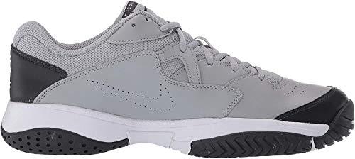 Nike - Tennisschuhe in Light Smoke Grey Blue Hero Off Noir White, Größe 48.5 EU