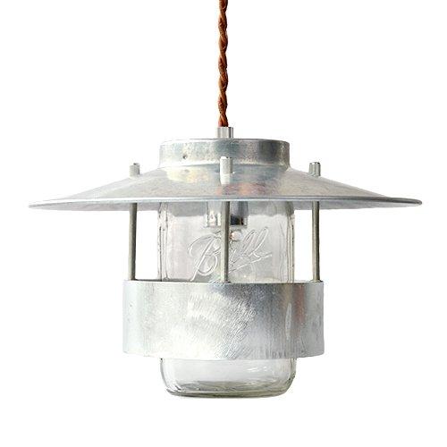 ハモサ HERMOSA ペンダントランプ GS-004T キャニスター ランプ 2 ツイストコード