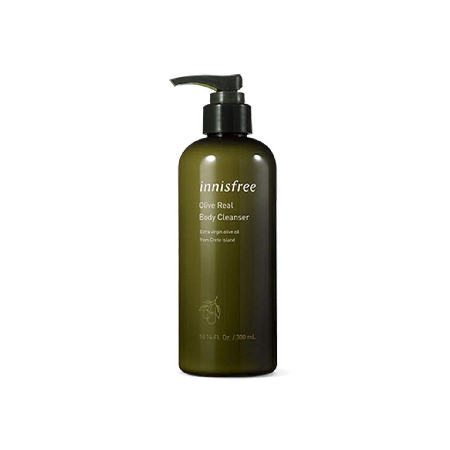 地下マイルストーンつらいイニスフリー Innisfree オリーブリアルボディークレンザー(300ml) Innisfree Olive Real Body Cleanser(300ml) [海外直送品]
