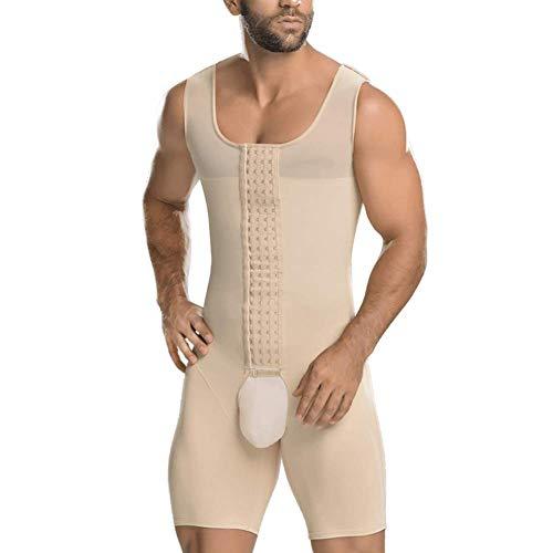 HuntDream Fajas Colombianas para Hombres Faja para Hombre Faja de Alta compresión Garmen Fajas para Hombres