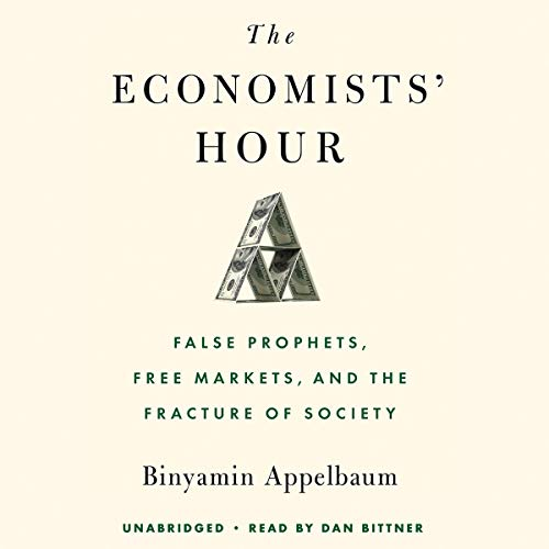 Page de couverture de The Economists' Hour