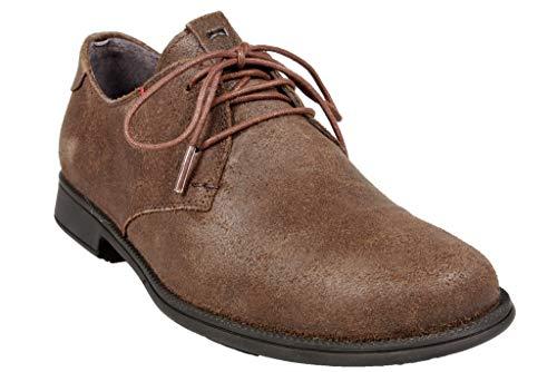 Camper - Chaussure Lacets - Poncho Kenia - Marron (42 EU)