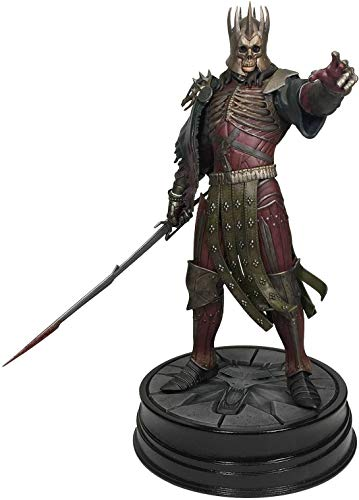 Dark Horse Comics 30-236 The Witcher 3 Eredin Breacc Glas Wild Hunt King PVC Statue