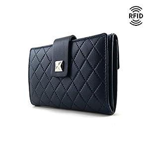 Ccasanova | Damenbrieftasche mit Geldbörse | Ubrique Leder Geldbörse | Brieftasche und Kartenhalter | Handgemacht…