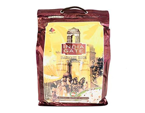 India Gate - 5kg Basmati Rice Classic / Basmatireis Classic
