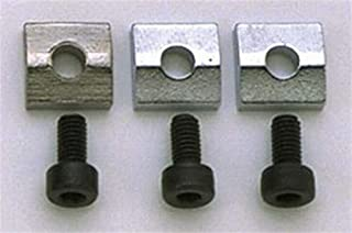 3 Nut Blocks for Floyd Rose/Schaller Locking Nut Chrome