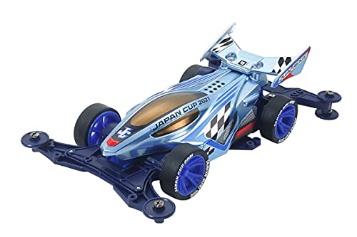 タミヤミニ四駆限定デュアルリッジJr.ジャパンカップ2021ポリカボディ・VZシャーシ95143