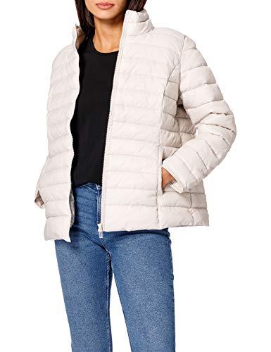 ONLY Carmakoma Cartahoe Quilted Jacket Otw Chaqueta Acolchada, Moonbeam, M para Mujer