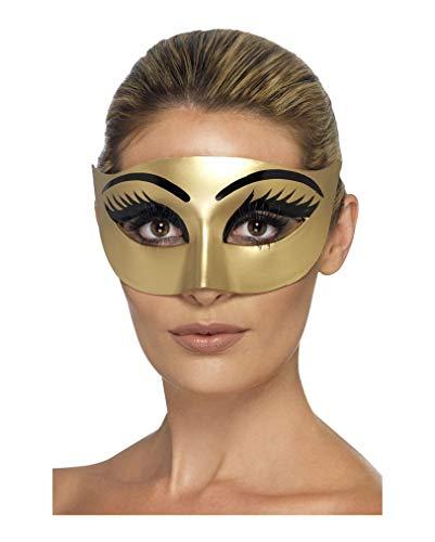Or masque pour les yeux de Cléopâtre