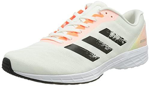 adidas Adizero RC 3 M, Zapatillas de Running Hombre, FTWBLA/NEGBÁS/Amasol, 44 EU