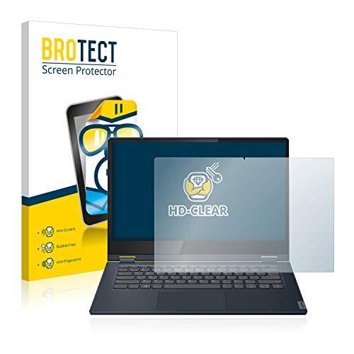BROTECT HD Clear Bildschirmschutz Schutzfolie für Lenovo IdeaPad C340 (14) (kristallklar, extrem Kratzfest, schmutzabweisend)