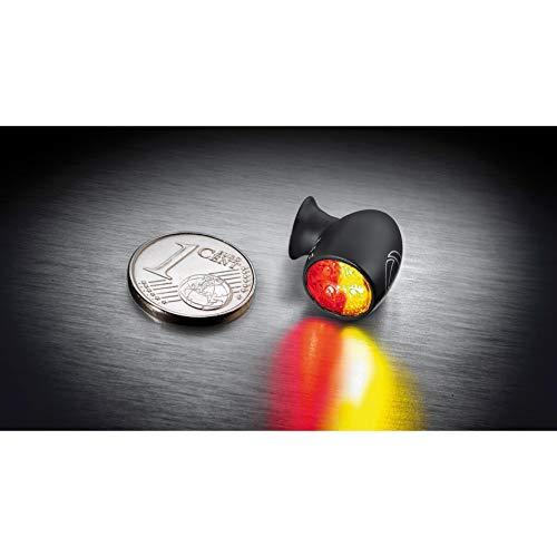 Kellermann LED Metall Rücklicht/Blinker M5 Atto® DF schwarz