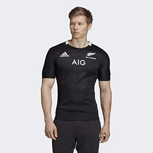 Amazon.com: adidas Men's All Blacks Home Jersey : Clothing, Shoes ...