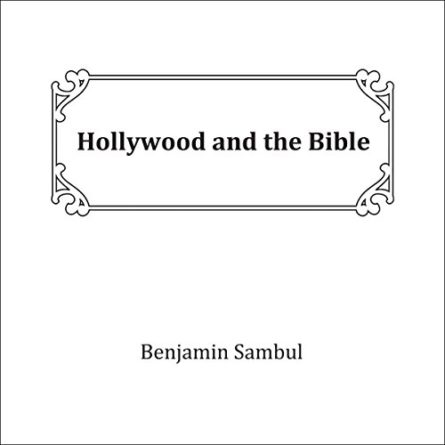 Hollywood and the Bible audiobook cover art