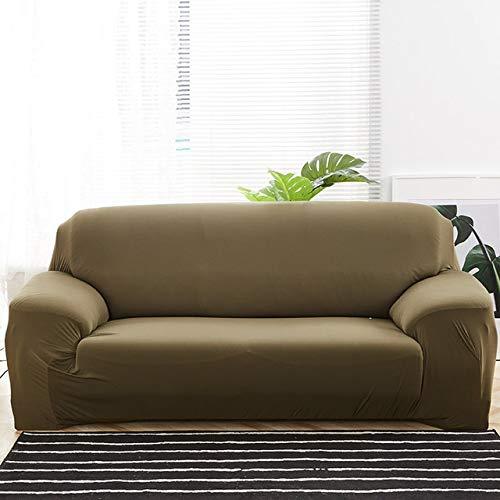 Dujie - Funda elástica para sofá (23, especificación: 2 plazas, 145, 185 cm)
