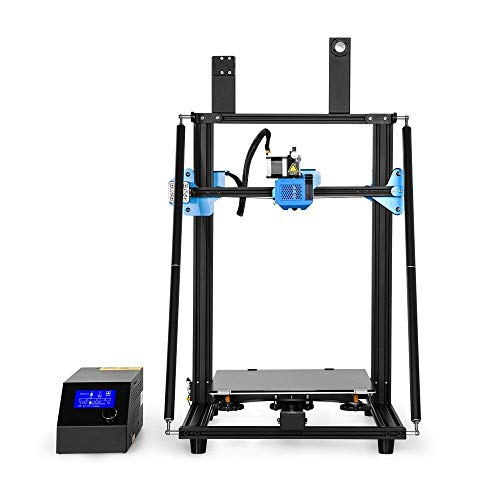 L.J.JZDY 3D Printer 3D Printer CR-10 V3 With BL Touch Auto-Level Touch Screen Large Build Volume 3D Printer 300mmx300mmx400mm With Capricorn PTFE 2020 Newest Printer