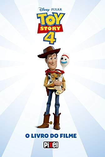 Toy Story 4: O livro do filme
