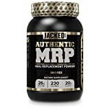 Authentic MRP Meal Replacement Powder - Premium Shake for Lean Muscle Growth & Recovery w/ Real Complex Carbohydrates, Whey Protein Isolate, Healthy Fats fr MCT - Whole Food Supplement, Smores Flavor