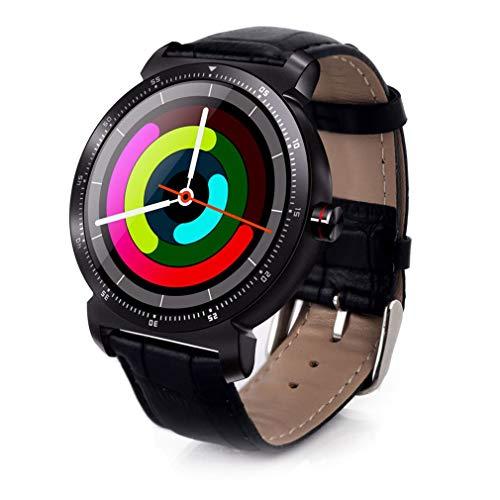 QCHNES wasserdichte Uhr, Multifunktions-Sportuhren, Unterstützung Bluetooth-Fernbedienung Um Fotos Zu Machen Anti-verlorene, DREI LED-Design Für Android Und IOS