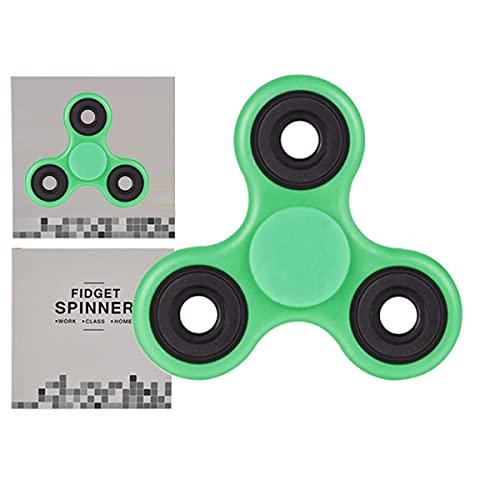 YoYo Factory Fidget Ninja Spinner - Vert