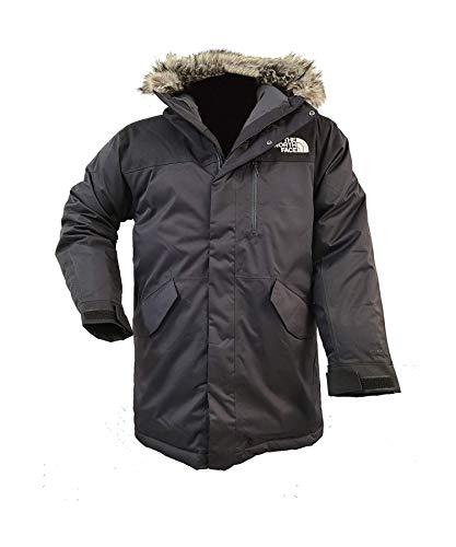 The North Face Bedford Men's Down Jacket Winter Parka (Black, L)