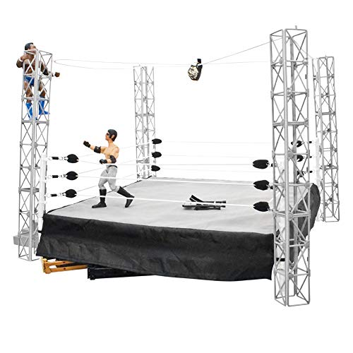 Figures Toy Company Highwire War Wrestling Action Figure Playset (Ring NOT Included)