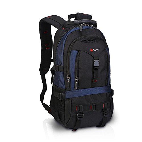 FANDARE Recorrido Alpinista Mochila Morral al Aire Libre Viaje Escuela Bolso Backpack para Ordenador Portátil 17