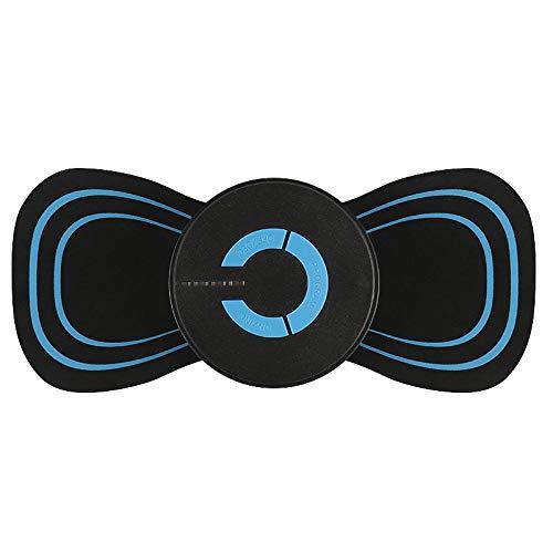 EMS intelligente tragbare Mini-USB-Massagegerät aufladbare Massage Aufkleber elektrischer Hals Bein Taille zurück