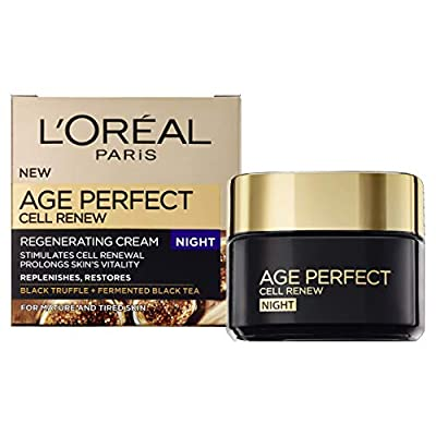 L'Oreal Paris Age Perfect Cell Renew Night Cream, 50 ml by Loreal