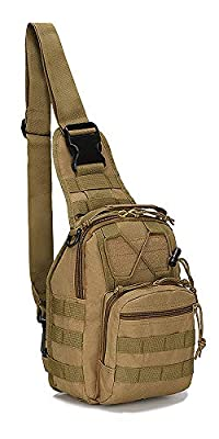 FAMI Outdoor Tactical Backpack,Military Sport Bag Pack Shoulder Backpack