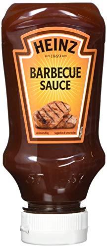 Heinz Barbecue Sauce, 8er Pack (8 x 256 g Flasche)
