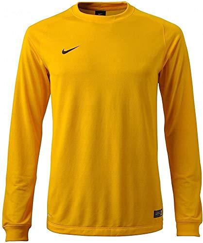 Nike Goalkeeper Jersey Park II, Maglia portiere, Bambino, Nero (Black/White), XS