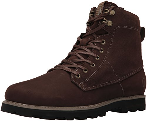 Volcom Herren Smithington Boot Kurzschaft Stiefel, Braun (Vintage Brown), 40.5 EU