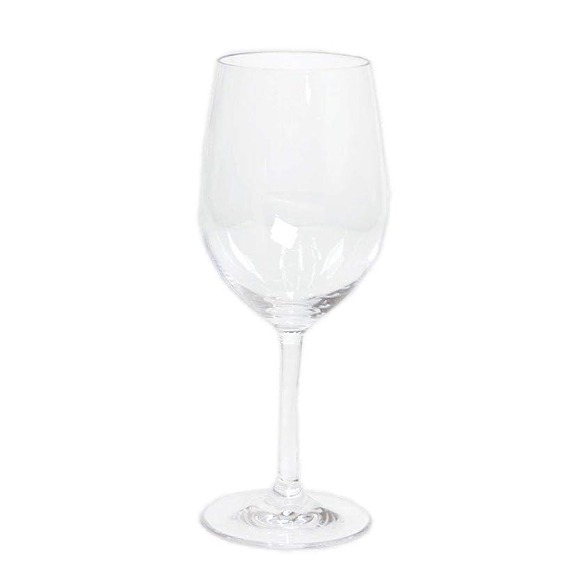 スクラッチ電気原稿プラスチックワイングラスホワイトワインメガネ14オンス 8 glasses クリア