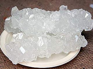 Theglobalstore Mishri Crystal Dhage wali Mishri Thread Crystal Sweet Candy Dhaga Mishri 900gms.DHL Express Ship