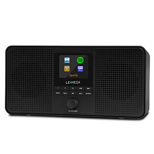 LEMEGA IR4 Stereo Portable Internet Radio