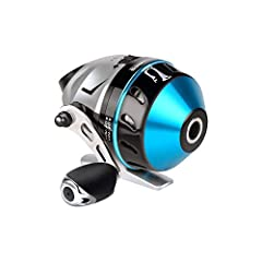 EASY TO USE SPINCASTING REEL - The new KastKing Cadet Spincast Fishing Reel is ready to catch fish as soon as you take it out of the box. Push button reels are designed for anyone to use at any age or fishing experience level. The Cadet Spincast reel...