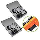 STINGER Magnetic Gun Holder w/Safety Trigger Guard Protection, w/Heavy Duty Adhesive Plate...
